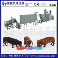 Pet food machine for dog, fish, cat