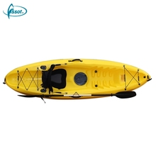 Large quantity hot selling plastic canoe c1 sport kayak for sale malaysia