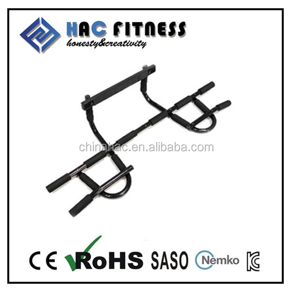 Multifunction Bar Gym Iron Door Pull Up Exercise Equipments