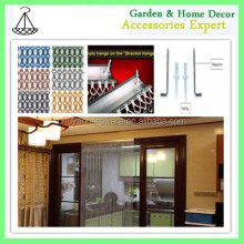Aluminum chain curtain, door curtain