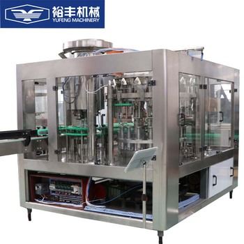 high performance automatic juice bottle filling machine price