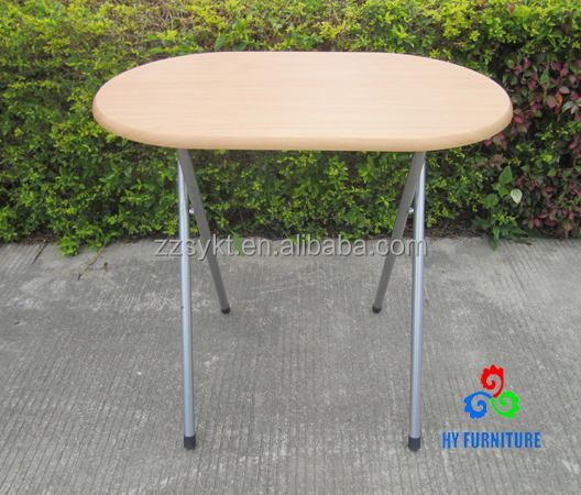 latest simple design of malaysia wooden folding dining tables wholesale