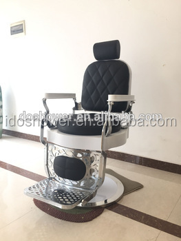 Doshower Luxury salon chair replacement parts Vintage Barber Chair