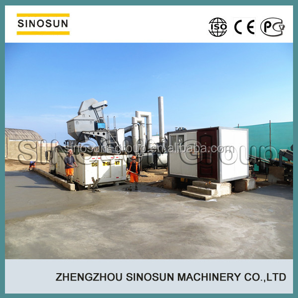 China CAP series 20-80tph continuous type asphalt drum mix plant,Bitumen Drum Mix Plant