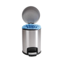Popular Design Metal Recycling Foot Pedal Rubbish Bin Collection