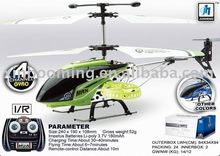 4CH metal pro helicopter With Gyro