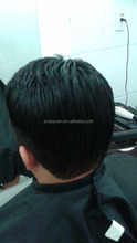 2015 Hot sale 8A+ Best quality toupee human hair wigs for men price