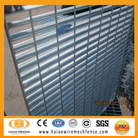 China manufacturing high quality standard size hot dip galvanized corrosion-resistant steel grating platform