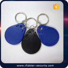 Top Selling EM ID LF 125KHz Access Keytag