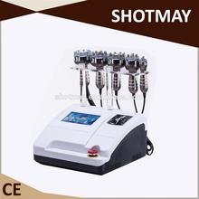 STM-8063E Cavitation + Vacuum + Bipolar RF + 940nm Laser Fat Loss Liposuction Simming Machine with low price