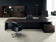 Big Size CEO High Teach Working Executive Office Desk (SZ-ODL307)
