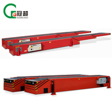 Professional design China small belt conveyor system for express delivery