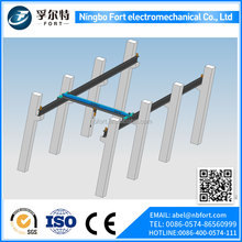 Seaside Widely Used High Quality rail mounted yard gantry crane