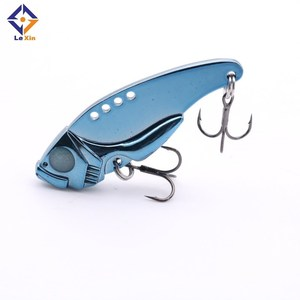 high quality colorful 12.5g metal VIB lure for bass fishing