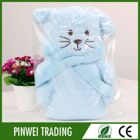 bulk wholesale knit pattern crochet knitted baby animal blanket china 2014
