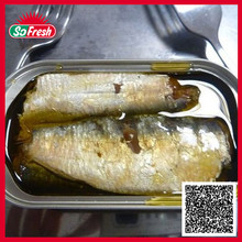 Hot exporting ingredient Wholesale canned sardines in oil