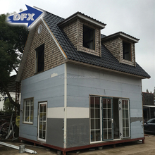 China Suppliers Modern Customized Low Cost Prices Steel Frame Prefab House