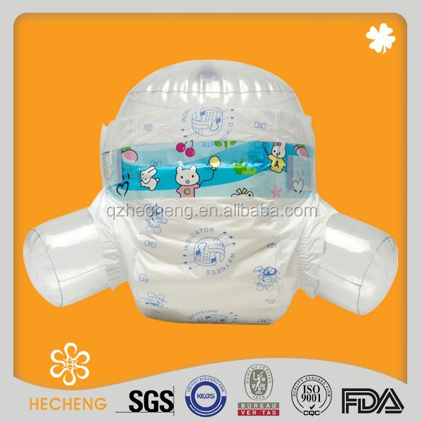 Good quality disposable baby diapers in bales Germany