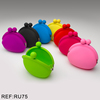 INTERWELL RU75 Bulk Wholesale Mini Silicone Purse