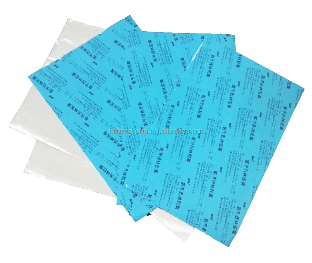 colored aluminium blister foil for food or medicine pack