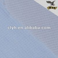 Polyester cotton mesh fabric for school units