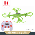 4CH 6axis gyro rc car quadcopter tracker drone with camera