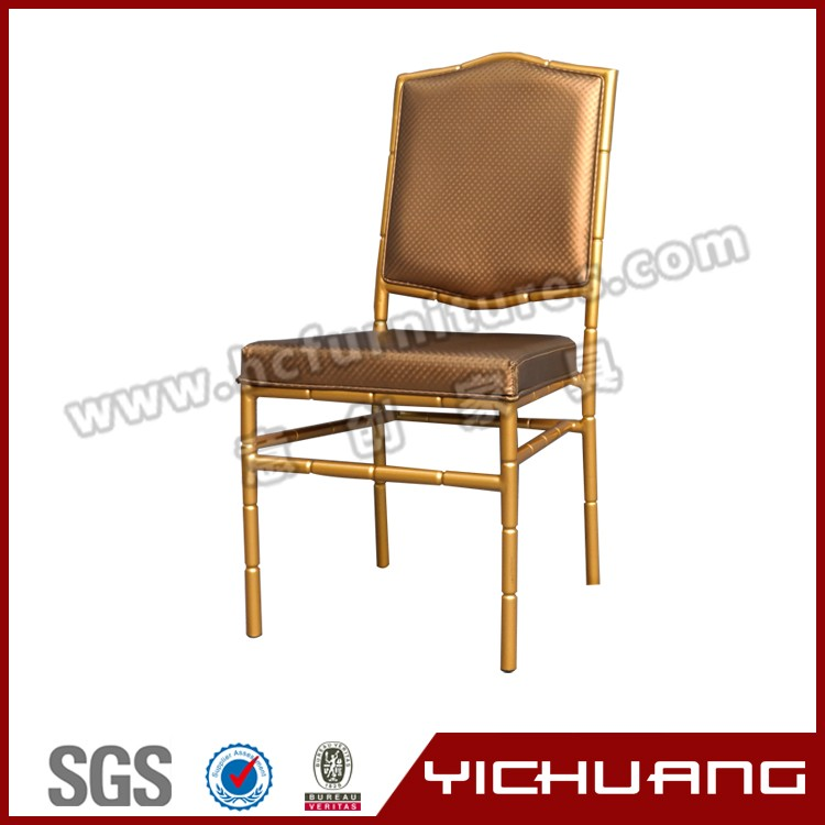 Durable wedding aluminum chiavari chairs YCX-A30A