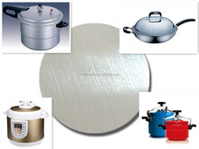 aluminum circle widely used in sauteing food pan