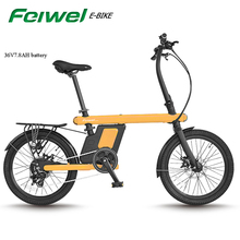 Made In China Factory Directly Provide 20inch Lithium Battery E Bike Electric Bicycle