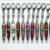 Multicolor Diamond Glitter Mini Pen With Crystal For Promotional Premium Gift