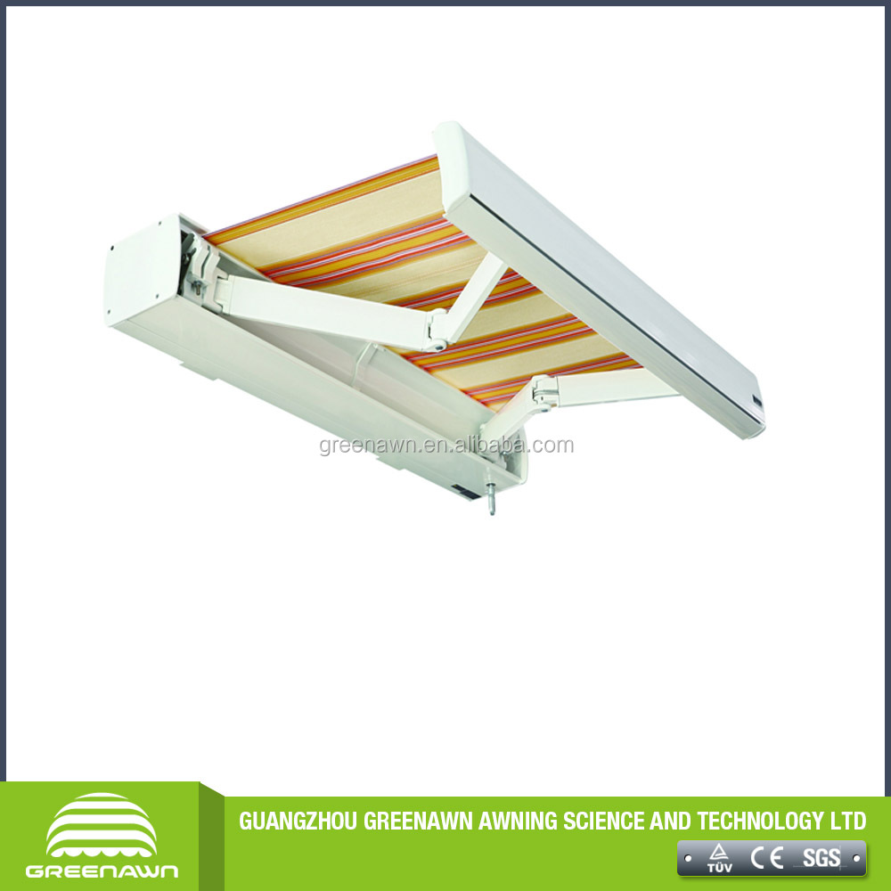 Full Cassette Awning/retractable Awning/electric Sunshade