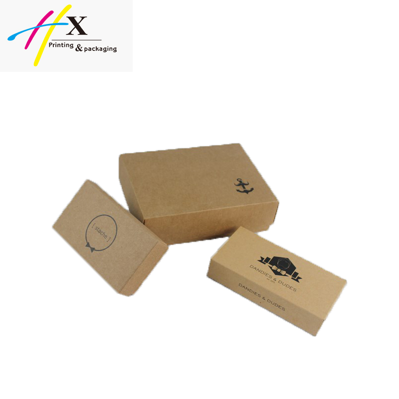 Antique Customized Craft Gift Paper Packaging Box