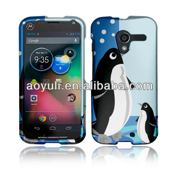 for Motorola case, case for Motorola X Phone, cute pororo phone case