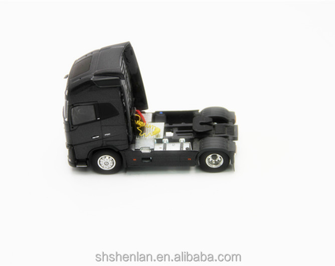Volvo metal casting model truck in scale 1:50