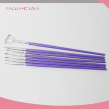 Faceshowes 2016 useful high quality nail art pen disposable nail polish remover pen