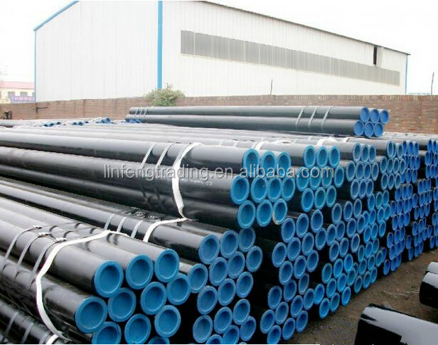 API stamdard oil transportation LSAW LINE PIPE from Tianjin Linfeng