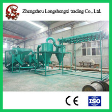 High yield factory wood crusher tree branch crusher