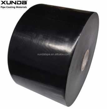 Wrapping Coating Material for external coating of steel pipeline