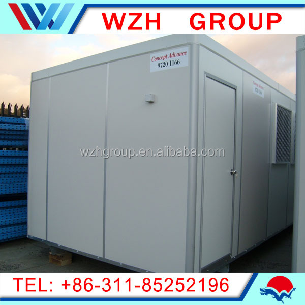 Prefabricated container home with cheap price china supplier
