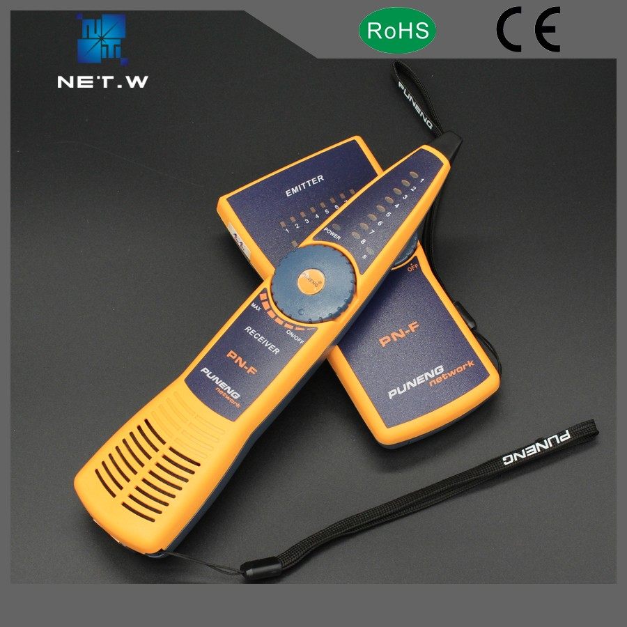 multi network cable tester, rj45 and rj11 network 9v battery tester