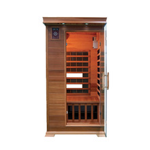 Carbon control panel far infrared russian sauna for family