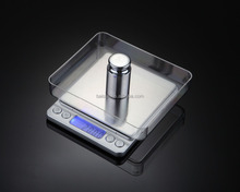 2kg digital balance pocket scale,kitchen scale