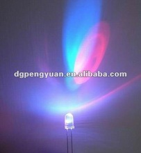 10MM DIP 7 Colour Flash Infrared LED