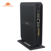 Cheapest Embeded Linux Cloud Terminal Net Computer CT220, Supporting 100 Users Thin Client PC Station