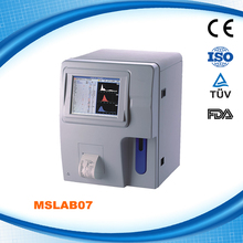 Medical Full Auto Hematology Analyzer MSLAB07D of Advanced Quality Grade and CE ISO Certificates