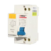 Elcb 10 ma-630 ma Residual Current Circuit Breaker
