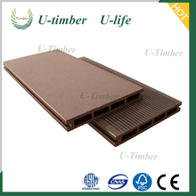 Crazy price WPC wood plastic composite decking floorin China