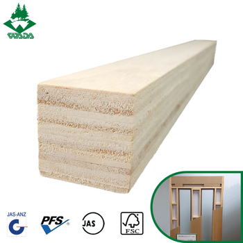 wada laminated veneer lumber lvl for door core stiles making