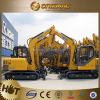 portable excavator XCMG XE60CA new and second hand excavator
