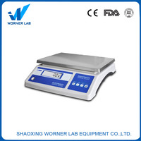 WORNER LAB LCD display price electronic balance scale for sale